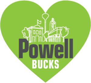 I love Powell logopng