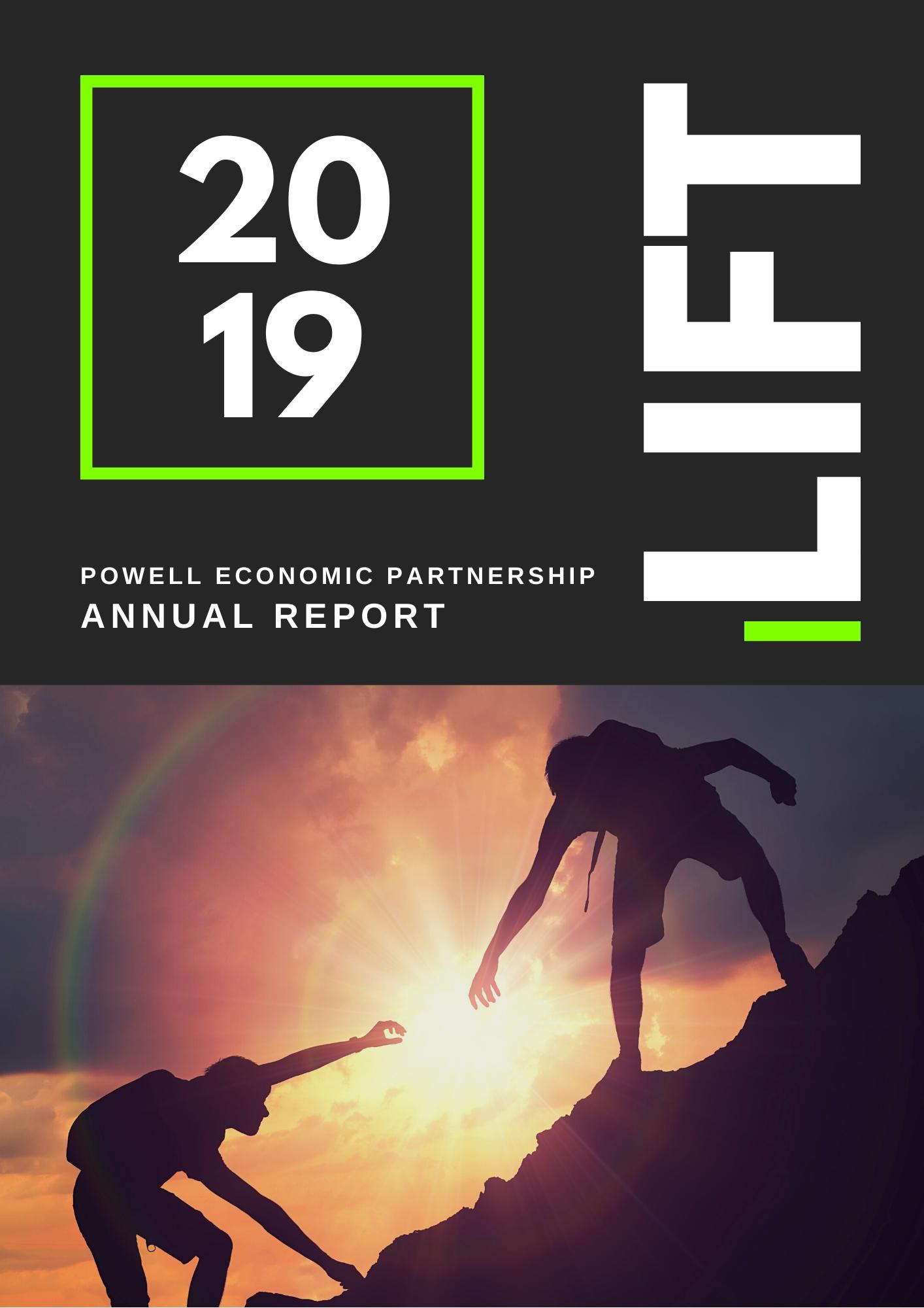 PEP Annual Report 2019