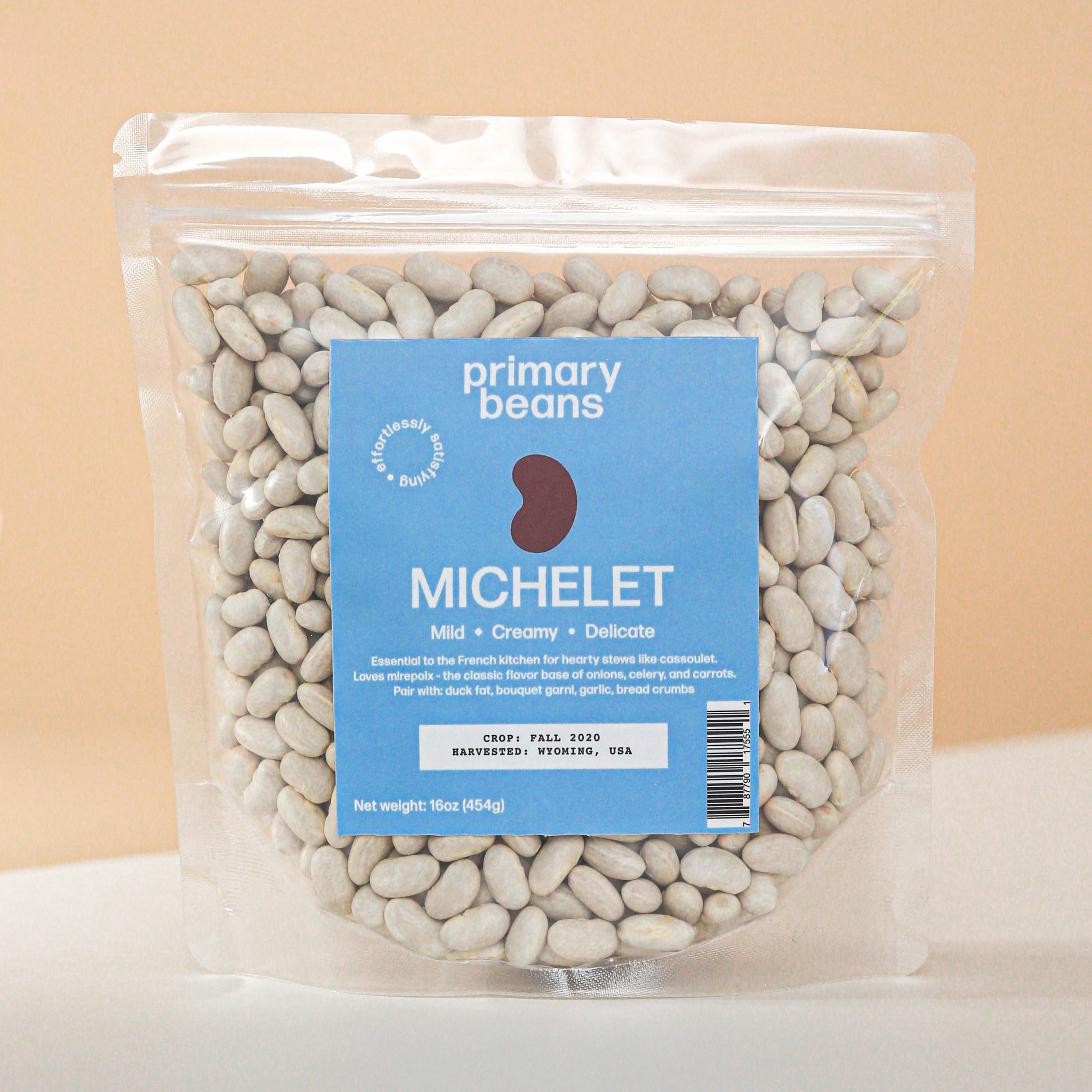 michelet beans, Powell, Wy