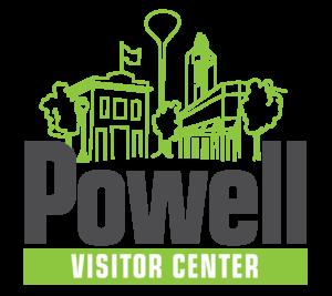 Powell Visitor Center Logo